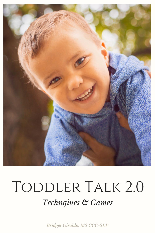 Toddler Talk eBook
