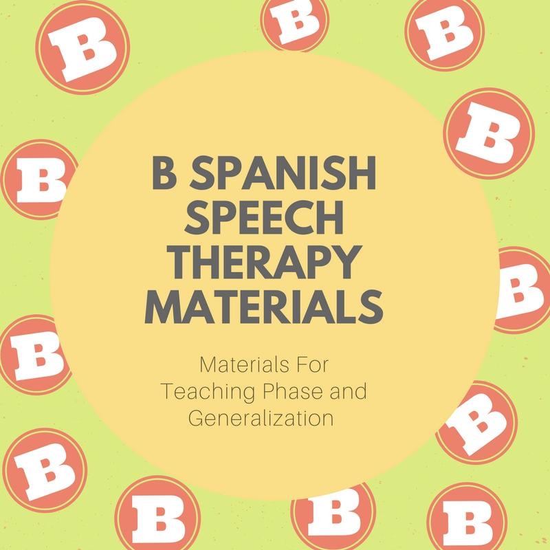 Spanish B Materials