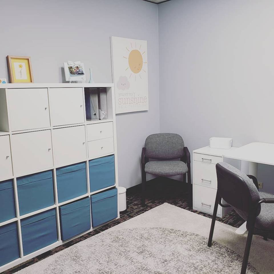 speech therapy services office