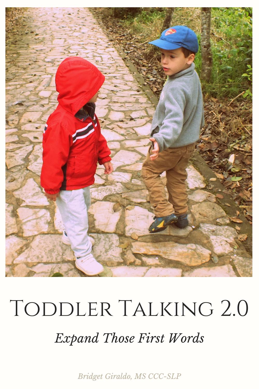 Toddler Talking 2.0