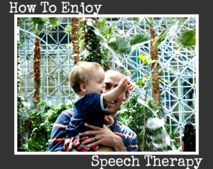 speech therapy help