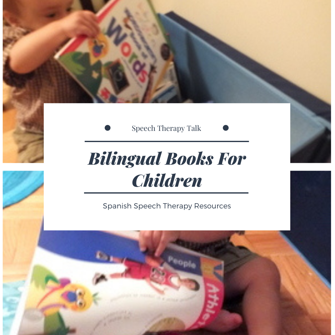 Bilingual Books For Toddlers