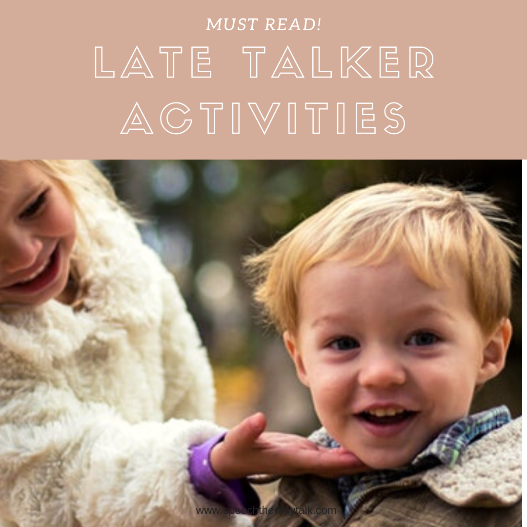 late talker therapy activities