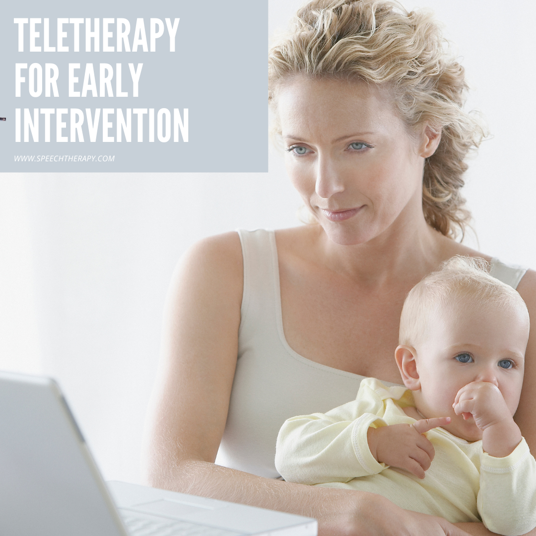 Teletherapy For Early Intervention Tips